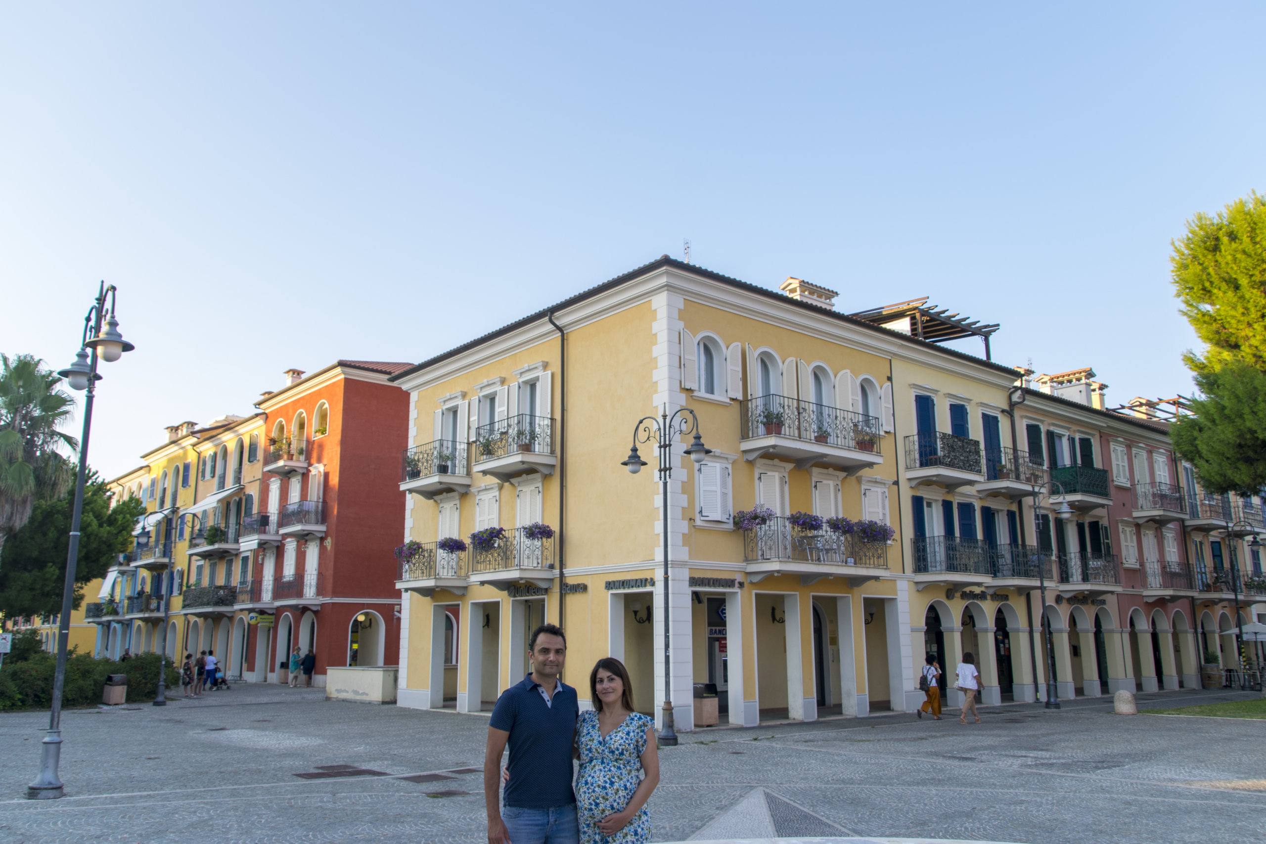 Porto Recanati centro