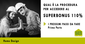 superbonus 110 procedura 1