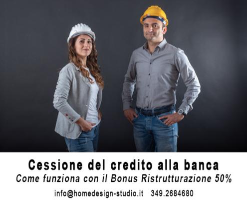 cessione credito bonus casa